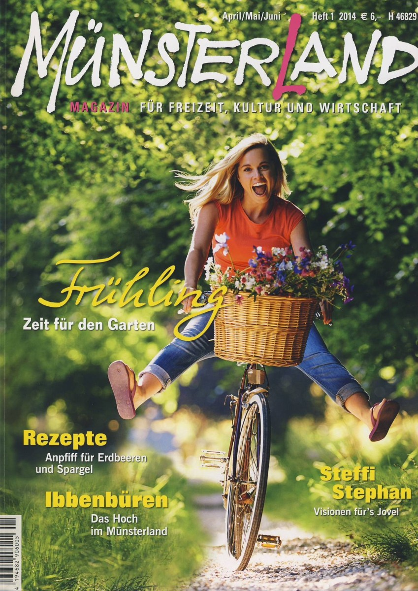 Münsterland Magazin 2014/04