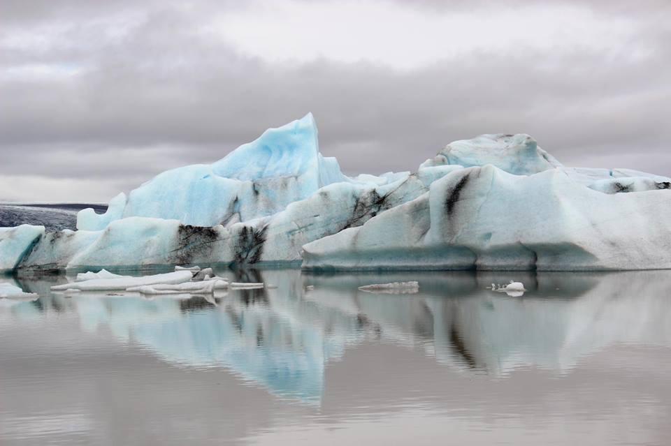 Fjällsárlón, Island