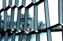 Island Reykjavík Harpa