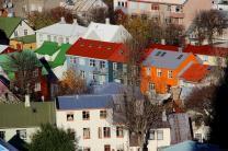 Buntes Reykjavík