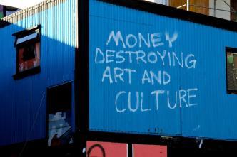 Island Reykjavìk Graffito
