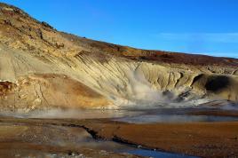 Geothermalfeld Seltún