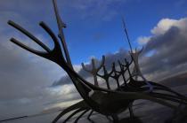 Island Reykjavik Sun Voyager