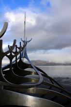 Island Reykjavík Sun Voyager