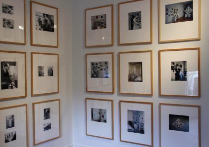 Fotografien aus Mondriaans Zeit in Frankreich