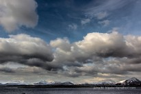 Wolken über Sudausturland