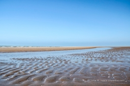 Strand für uns allein