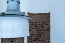 Kaffee-Säcke mit neuer Bestimmung