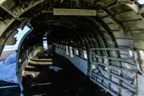 DC-3 - leere Hülle