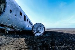 DC-3 - gestrandet