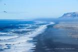 Blick zurück: Südküste