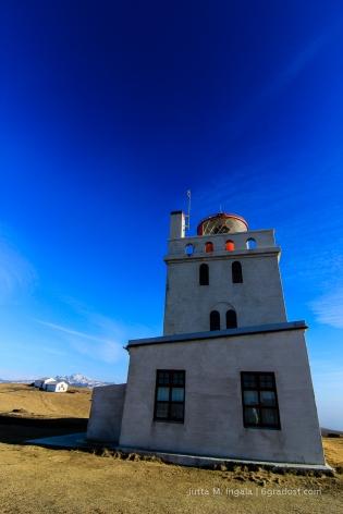 Leuchtturm von Dyrhólaey