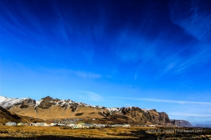 Vík, der regenreichste Ort Islands