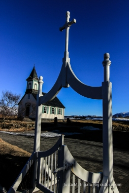Kirche in Thingvellir