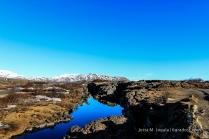 Silfra bei Thingvellir