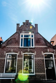 Aufgehübscht in Den Hoorn