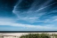 Himmel über Texel