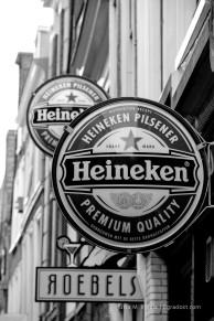 Heineken, was sonst?