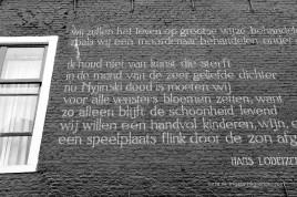 Gedicht von Hans Lodeizen