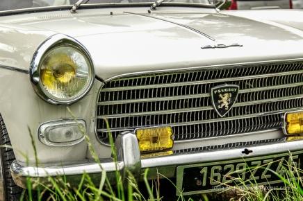 Oldtimer: Schicker Peugeot