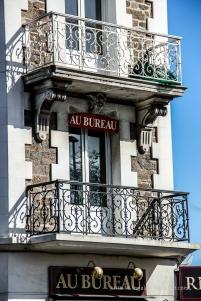 Fassaden von Saint-Malo I
