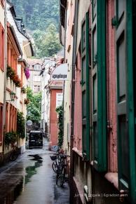 In Heidelbergs Gassen