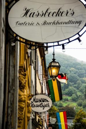 Blick Heiligenberg und Philosophenweg