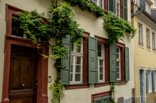Altstadtszenen IV