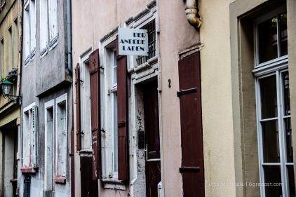 In Heidelbergs engen Gassen
