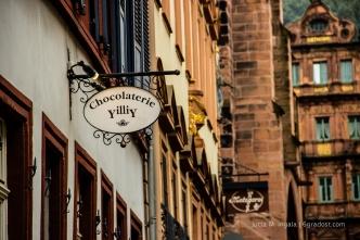 Heidelbergs schöne Gemäuer