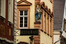 Heidelbergs alte Gemäuer