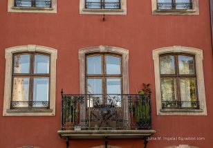 Straßburgs Farben IV