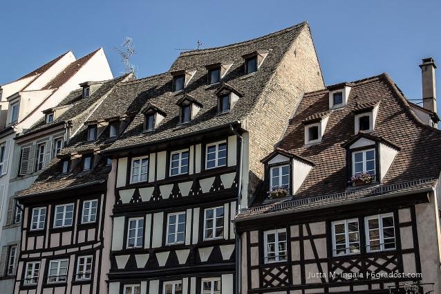 Straßburgs alte Häuser