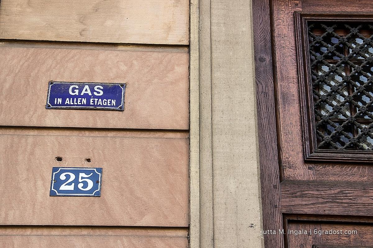 Gas auf allen Etagen