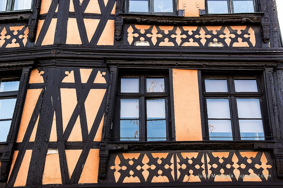 Straßburgs Farben I