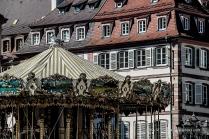 Nostalgie auf der La place Gutenberg