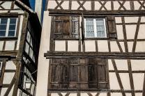 Fachwerk in La Petite France