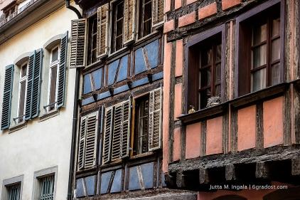 Bunte Fassaden