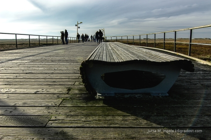 Die Seebrücke - 1059 m lang