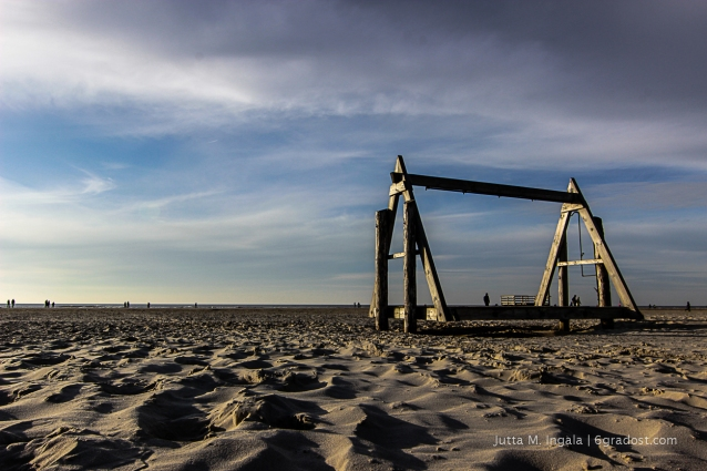 Strand von St. Peter-Ording