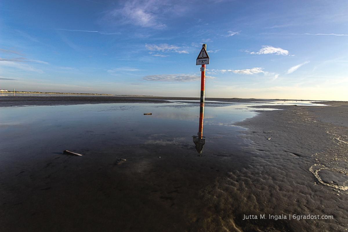 Terrain für Strandsegler