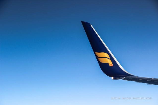 Nach Island mit Icelandair