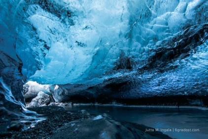 Unter dem Gletscher