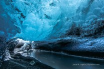 Wellen aus Eis