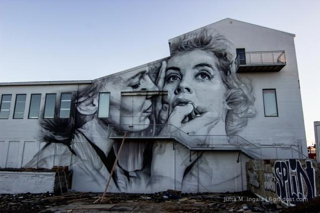 Mural von Guido van Helten