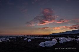 Gase der Bárðarbunga-Eruption färben den Himmel