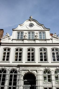 In der Weltliteratur verewigt: das Buddenbrookhaus