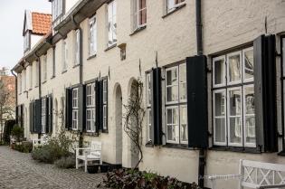 Lübecks geheime Höfe: Glandorps Gang