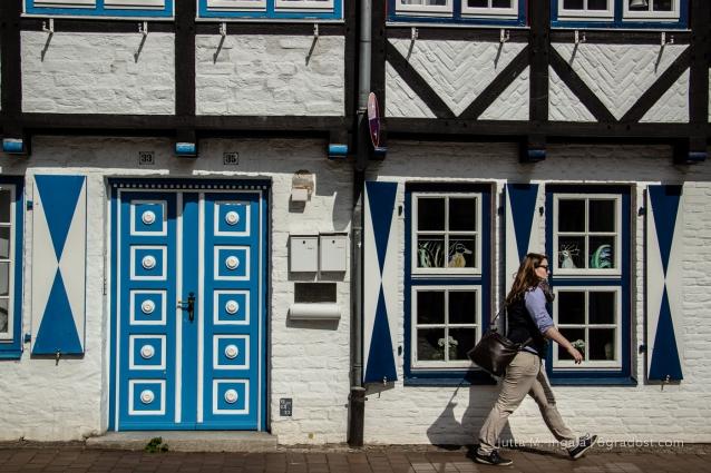 Lübecks schief-schöne Häuser