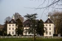 Das barocke Herrenhaus von Gut Panker
